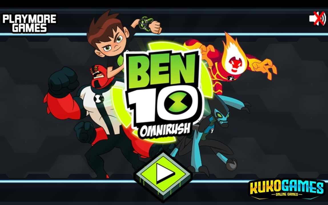 لعبة بن تن 10 انقاذ العالم Ben10 Omnirush