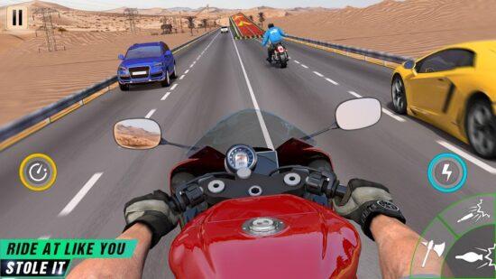 تحميل لعبة الدراجات النارية المقاتلة Bike Attack 2
