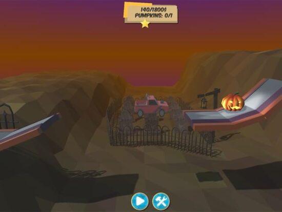 تحميل لعبة سيارات بحجم صغير للكمبيوتر Bridge Builder Racer 2