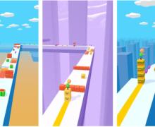 تحميل لعبة Cube Surfer – لعبة تحدي الاذكياء