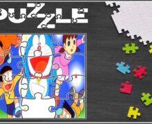 تحميل العاب تركيب الصور دورايمون Doraemon Puzzle Jigsaw