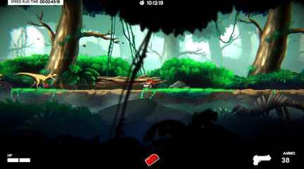 تحميل افضل العاب مغامرات للكمبيوتر بحجم صغير مجانا Extinction Island 2