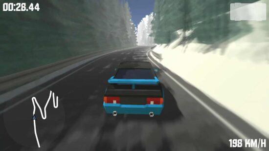 تحميل لعبة سباق سيارات للكمبيوتر الضعيف Initial Drift 2
