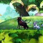 لعبة مغامرات الحيوانات للكمبيوتر مجانا Moo Lander