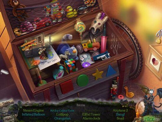 لعبة حل الجريمة الغامضة Mystery Castle 2