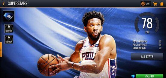 تحميل افضل لعبة كرة سلة للاندرويد NBA LIVE Mobile Basketball 2