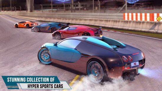 اقوى لعبة سباق سيارات للاندرويد مجانا اخر اصدار Real Turbo Drift Car Racing 2