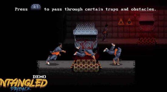 تحميل لعبة الهروب من السجن للكمبيوتر مجانا Untangled - Payback 2