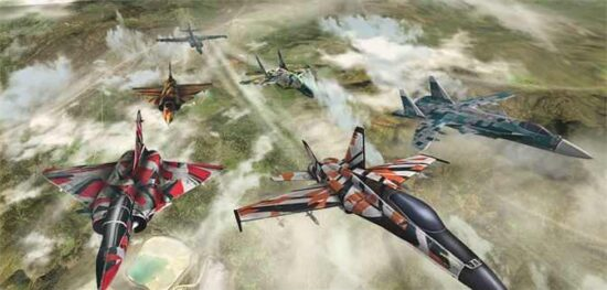 لعبة حرب الطائرات للكمبيوتر مجانا Wings of War 2