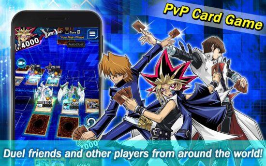 تحميل لعبة Yu-Gi-Oh! Duel Links كاملة اخر اصدار 2