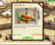 العاب البنات للعام ٢٠٢١ ، لعبة مطعم اميلي