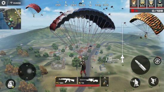 لعبة كوماندوز سترايك Commando Strike 2021