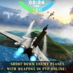 تحميل لعبة حرب الطائرات الحربية للاندرويد Air Combat Online