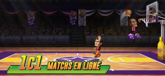 تحميل لعبة ابطال كرة السلة Basketball Arena 2