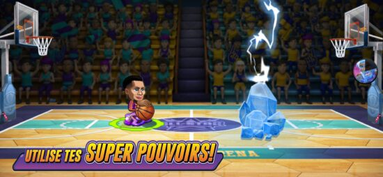 تحميل لعبة ابطال كرة السلة Basketball Arena