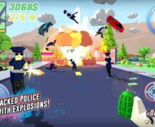 تحميل لعبة عالم مفتوح للاندرويد Dude Theft Wars