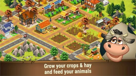 تحميل لعبة مزرعة الاحلام للكمبيوتر Farm Dream Village Harvest 2