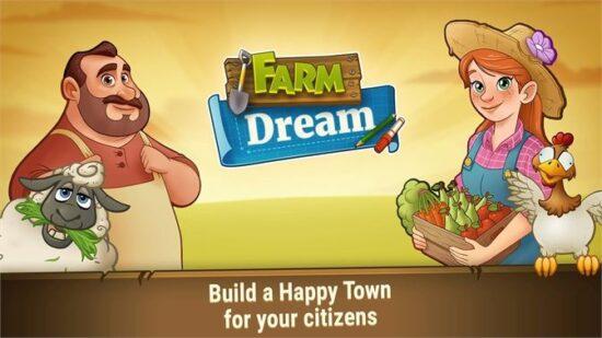 تحميل لعبة مزرعة الاحلام للكمبيوتر Farm Dream Village Harvest