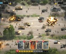 تحميل لعبة حرب جيش ضد جيش Heroes of War: WW2 Idle RPG