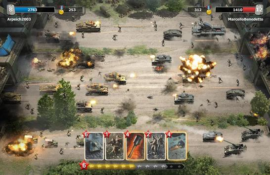 تحميل لعبة حرب جيش ضد جيش Heroes of War: WW2 Idle RPG 2
