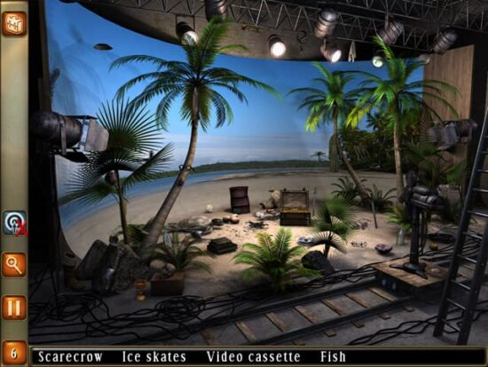 لعبة البحث عن الاشياء للكمبيوتر Hollywood The Directors Cut