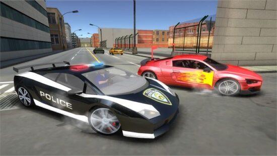تحميل لعبة مطاردة الشرطة للكمبيوتر Police Car Chase Driving Simulator