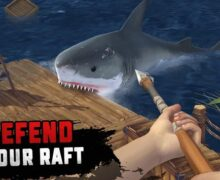 تحميل لعبة البقاء على قيد الحياة للاندرويد Raft Survival