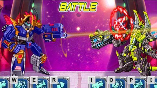 تحميل لعبة السيارات المقاتلة للكمبيوتر Real Steel Robot Transformer 2