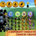 لعبة ستيك مان استراتيجية Stickman Battle 2021: Stick War Fight