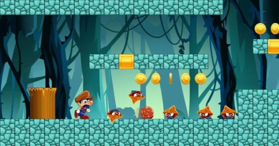 تحميل لعبة شبيهة سوبر ماريو للاندرويد Super Bino Go Best Adventure Game 2