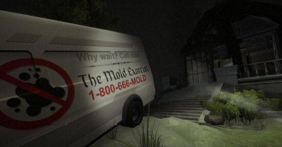 تحميل لعبة العالم الغامض للكمبيوتر The Mold Exorcist