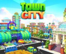 تحميل لعبة بناء المدينة للكمبيوتر Town City – Village Building Sim Paradise
