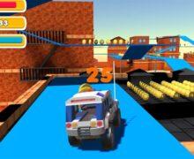 لعبة سباق سيارات صغيرة Toy Car Racing 3D