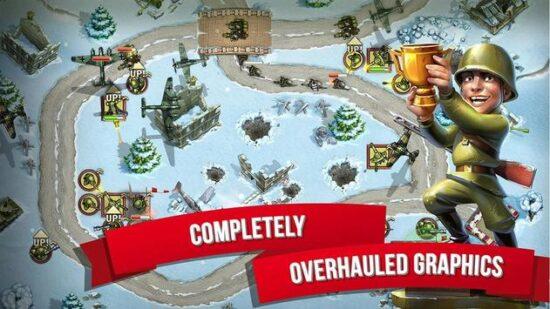 تحميل لعبة برج الدفاع الملحمي Toy Defence 2 — Tower Defense game 2