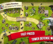 تحميل لعبة برج الدفاع الملحمي Toy Defence 2 — Tower Defense game