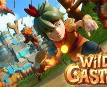 لعبة الدفاع عن القلعة للاندرويد Wild Castle TD