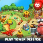 تحميل لعبة برج الدفاع الجديد Wild Sky TD