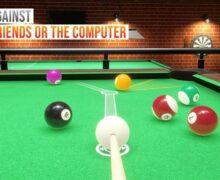 تحميل لعبة بلياردو للكمبيوتر Cue Billiard Club