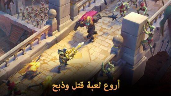 تحميل لعبة دانجون هانتر Dungeon Hunter 5