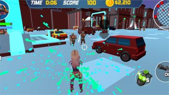 تحميل لعبة Grand Gangsters للكمبيوتر 2