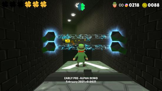 تحميل لعبة مغامرات للكمبيوتر برابط مباشر Lorcan The Leprechaun 2