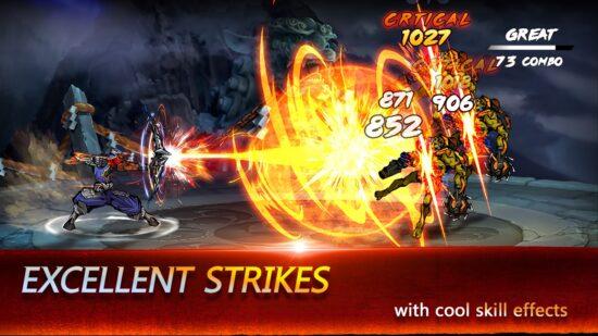 لعبة النينجا المقاتل Ninja Hero 2