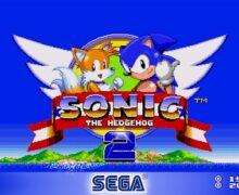 لعبة سوبر سونيك القنفذ السريع للاندرويد Sonic The Hedgehog 2 Classic