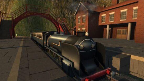 تحميل لعبة محاكاة السيارات للكمبيوتر Train Driver