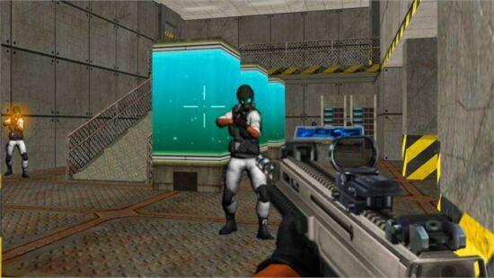 لعبة القوات الخاصة ثلاثية الابعاد Warfare Strike CSGO 2