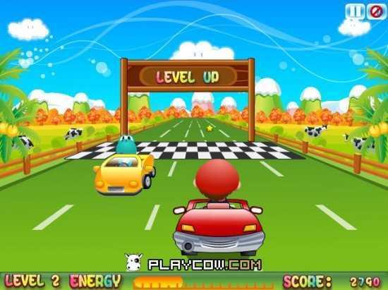 لعبة سباق ماريو سيارات Mario Kart Racing