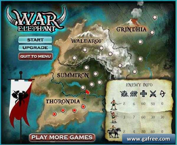 تحميل لعبة حرب الفيالق War Elephant