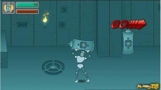 تحميل لعبة قتال الأقوياء Tribot Fighter
