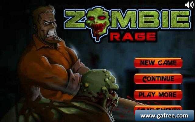 تحميل لعبة مقاتل الزومبي Zombie Rage