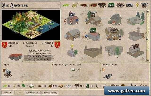 تحميل لعبة بناء المدينة للكمبيوتر